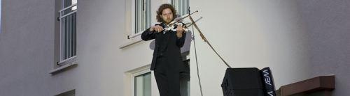 Ingmar Süberkrüb, Violine