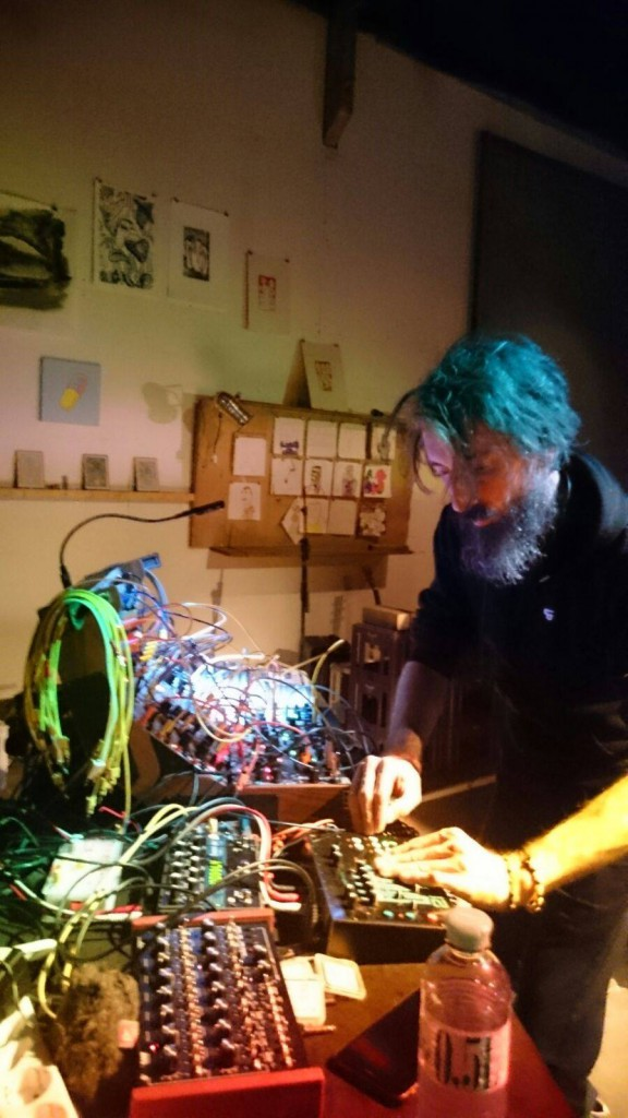 Kai Niggemann live @ Jonny Knueppel 19.12.15 - Foto Ringo Feldten