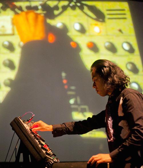 Yoshio machida Cyberfest 2015